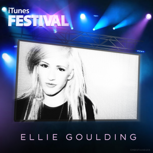 iTunes Festival at the Roundhouse 22nd September 2013