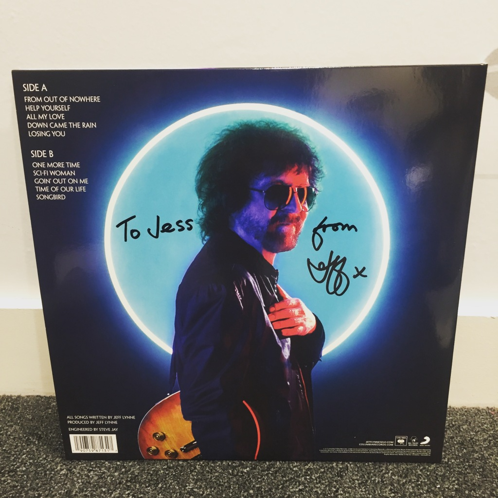 Jeff Lynne's No.1 Album